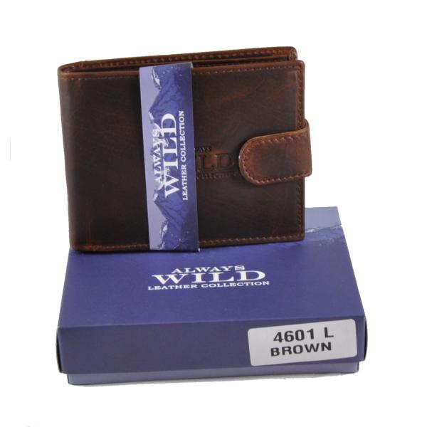 Always Wild Férfi pénztárca (nagy fazon) 46013