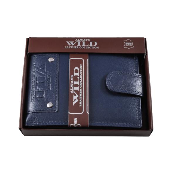 Always Wild férfi pénztárca 341