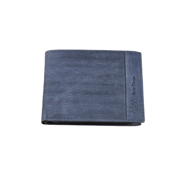 Always Wild kék férfipénztárca N992