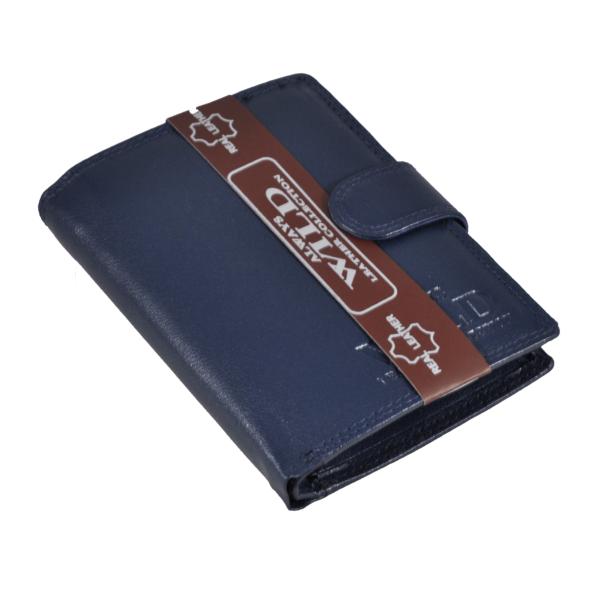 Always Wild álló fazonú bőrpénztárca, irattartó 342