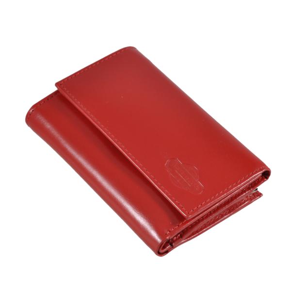Keretes bőrpénztárca 4939