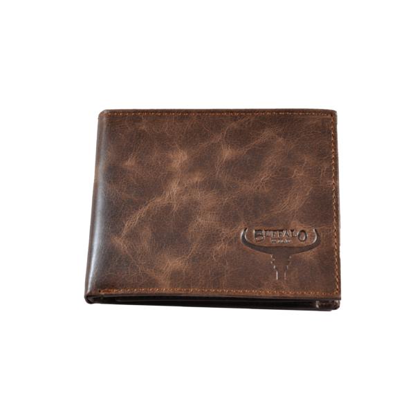 Buffalo Wild férfi pénztárca RFID védelemmel 64