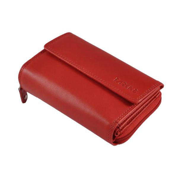 Farkas női bőrpénztárca RFID védelemmel 130481