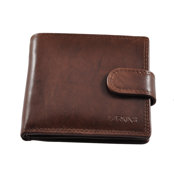 FARKAS RFID bőrpénztárca (nagy méretű) 38656