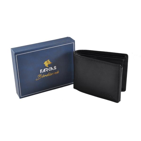 FARKAS RFID bőrpénztárca 28
