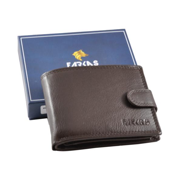 FARKAS RFID bőrpénztárca 60106