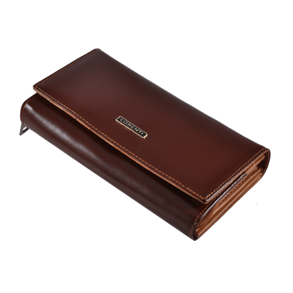 Lorenti bőrpénztárca 76111