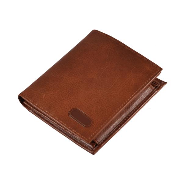 American Pride álló fazonú bőrpénztárca, irattartó 14