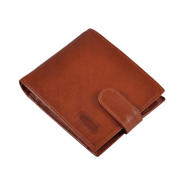 Bőrpénztárca marhabőrből 201017