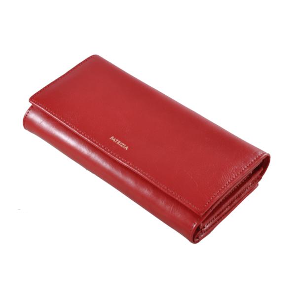 Patrizia bőrpénztárca RFID védelemmel IT122
