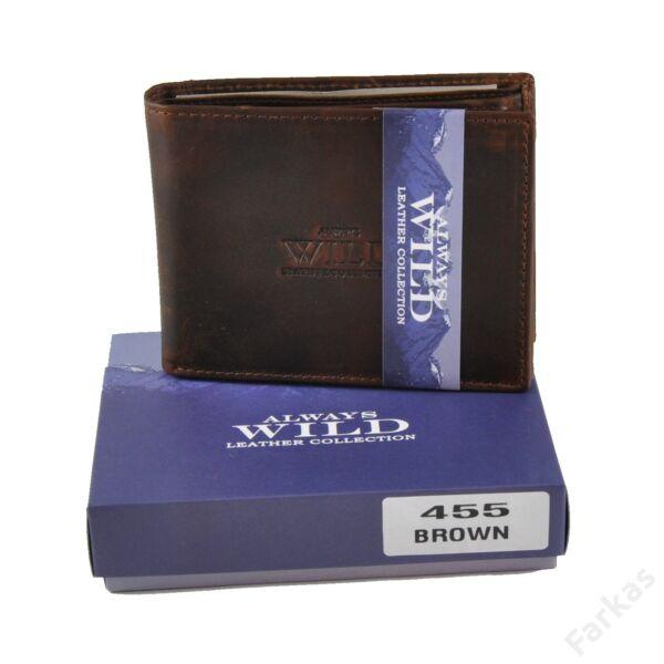 Always Wild Férfi pénztárca 455