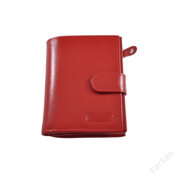 American Pride bőrpénztárca, álló fazon, 4205p