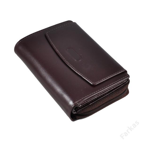 Női bőrpénztárca 4937