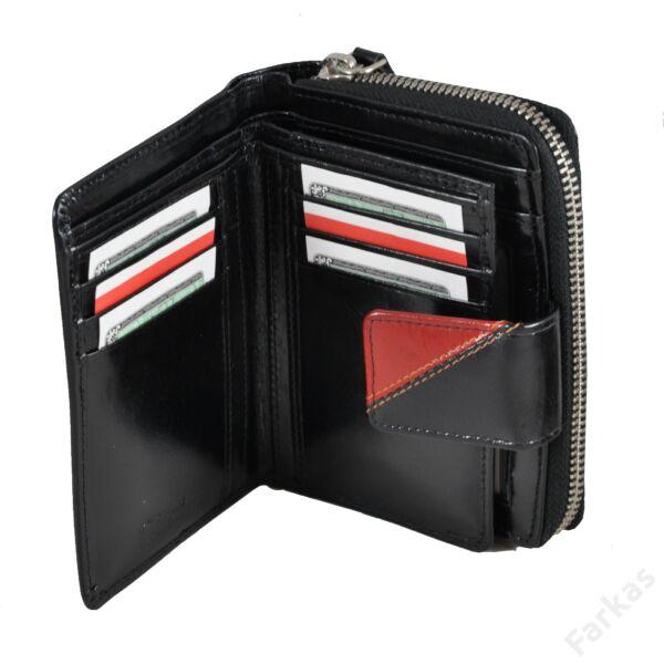 Álló fazonú bőrpénztárca 5323