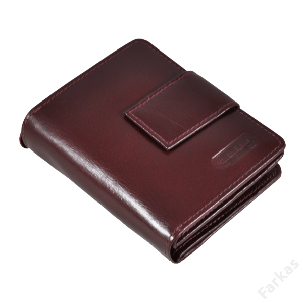 American Pride bőrpénztárca, álló fazon 7920