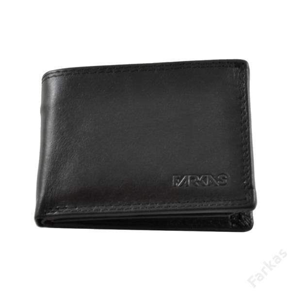 FARKAS RFID bőrpénztárca (kis méretű) 38655