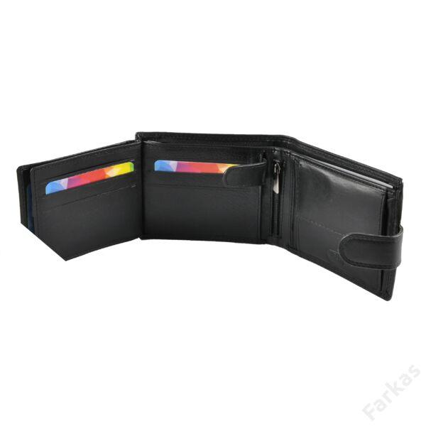 FARKAS RFID bőrpénztárca (nagy méretű) 38661