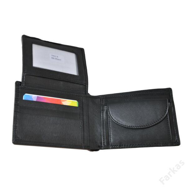 Farkas bőrpénztárca 74111