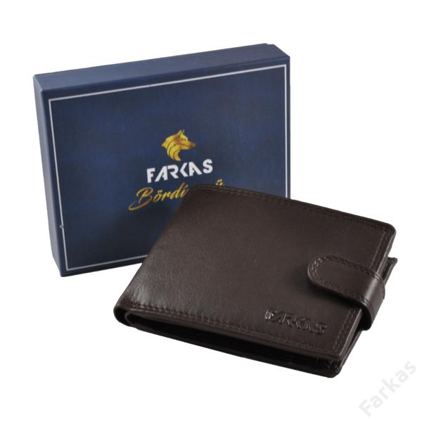 FARKAS RFID bőrpénztárca 243