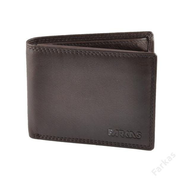 FARKAS RFID bőrpénztárca 301