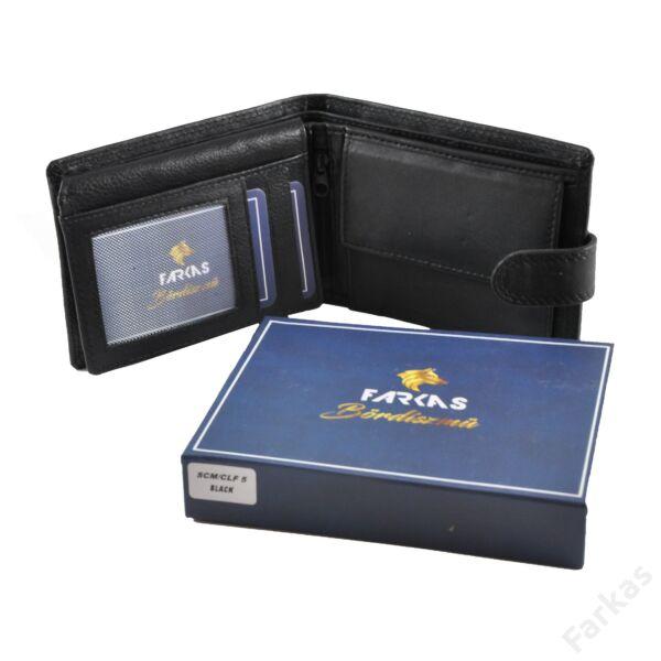 FARKAS RFID bőrpénztárca 5