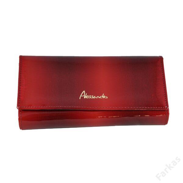 Alessandro lakkpénztárca 6269