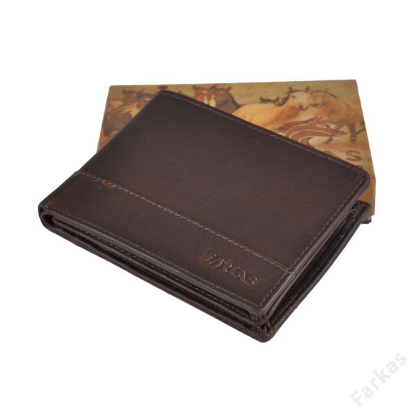 "FARKAS bőrpénztárca ""Western Edition"" 10492"