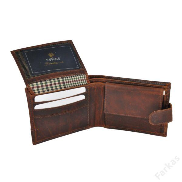 "FARKAS bőrpénztárca ""Western Edition"" 10502"