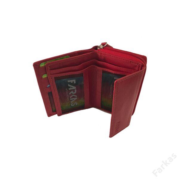 Farkas női bőrpénztárca, 13048