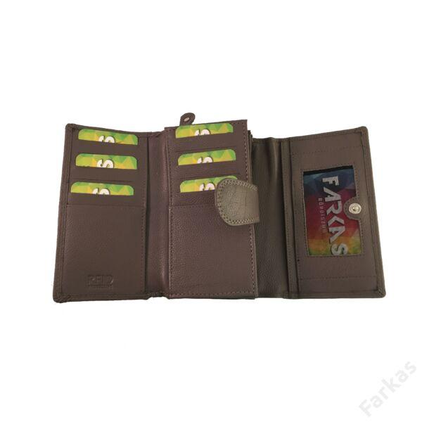 Farkas bőrpénztárca 2008