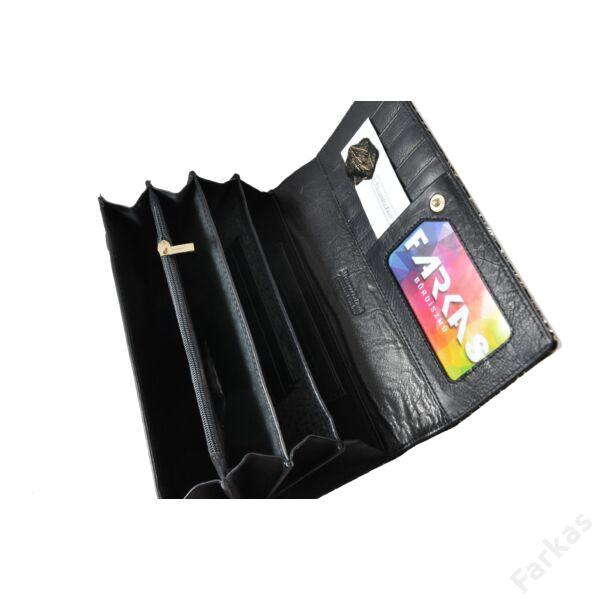 """Alessandro pénztárca csillogó mintával """"tűzijáték"""""""