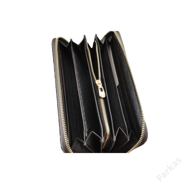 Rovicky lakkpénztárca különleges mintával