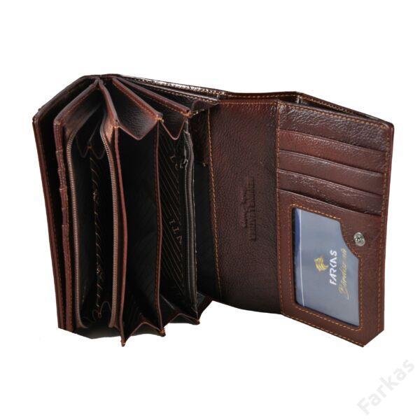 Lorenti bőrpénztárca 76112