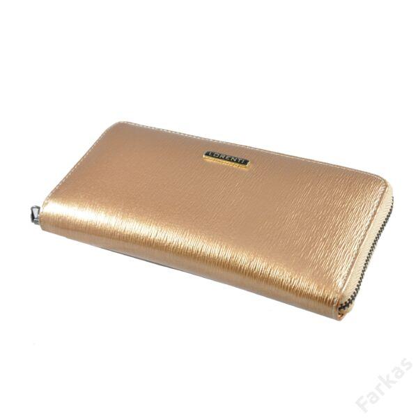Lorenti arany lakkpénztárca