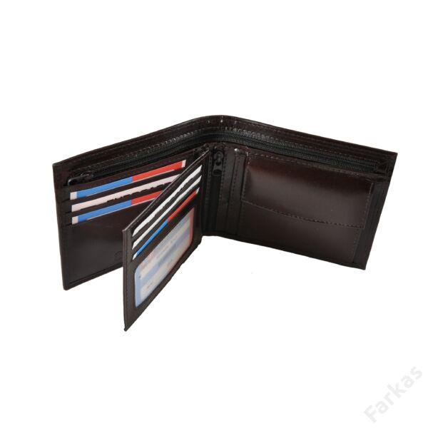 Elegáns bőrpénztárca díszdobozban 4175