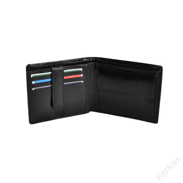 Férfi bőrpénztárca 4407