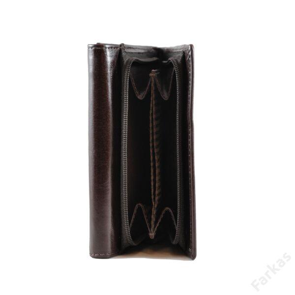 Elegáns női bőrpénztárca 790
