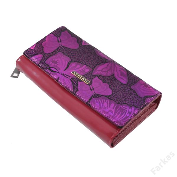 Lorenti színváltós pillangós pénztárca, 76111