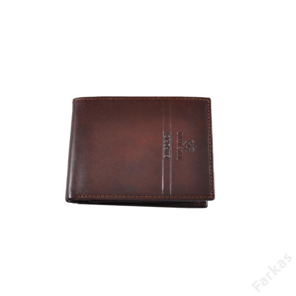 Valentini olasz bőrpénztárca 261