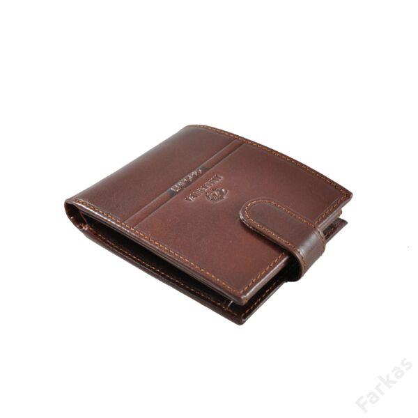 Valentini olasz bőrpénztárca 561