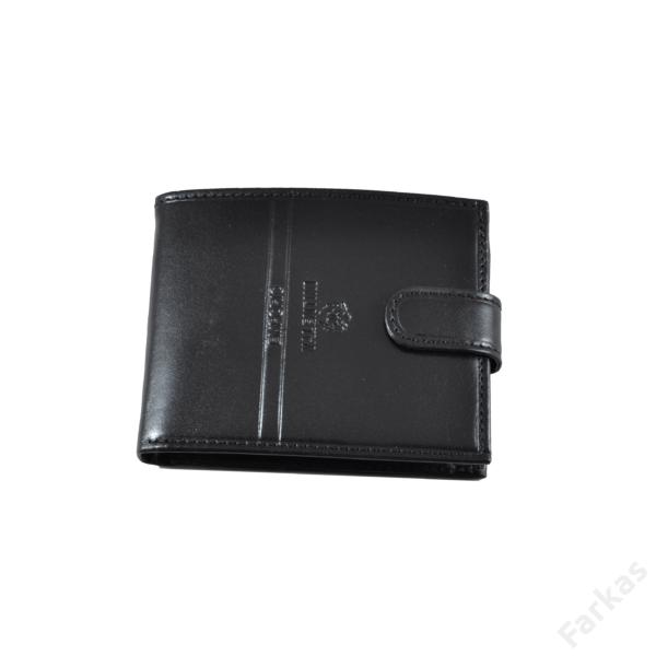 Valentini olasz bőrpénztárca 260