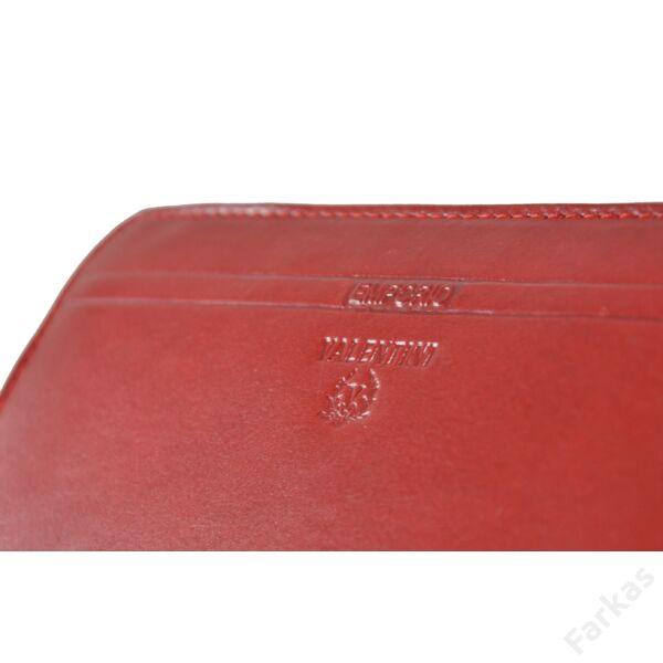 Valentini körcipzáros pénztárca 589